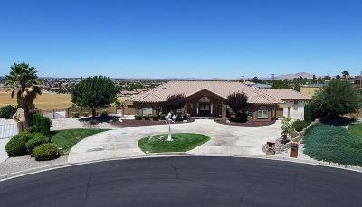Apple Valley Single Family Home For Sale: 20130 Quail Hollow Road