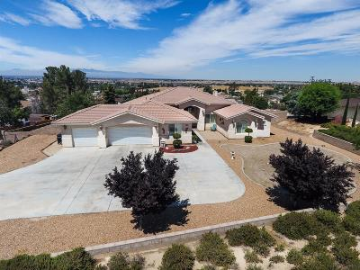 Apple Valley CA Single Family Home For Sale: $424,900