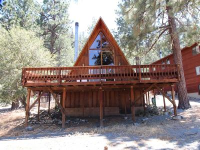 Wrightwood Single Family Home For Sale: 1970 Mojave Scenic Drive