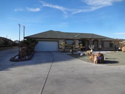 Barstow Single Family Home For Sale: 29194 Us Highway 58