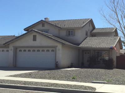 Adelanto CA Single Family Home Sold: $218,000