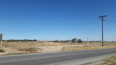 Hesperia Residential Lots & Land For Sale: Muscatel & G Street