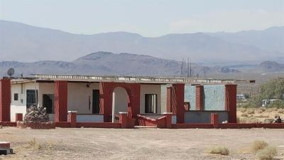Newberry Springs Single Family Home For Sale: 46693 National Trails Highway
