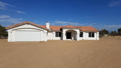Phelan CA Single Family Home Pending: $329,500