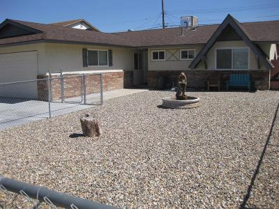 Barstow Single Family Home For Sale: 1420 Sunset Street