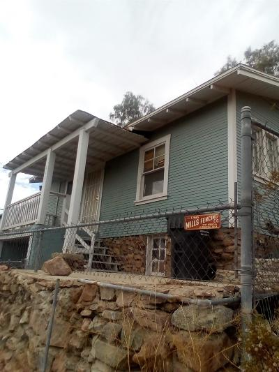 Barstow Single Family Home For Sale: 312 N 1 Avenue