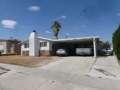 Barstow Single Family Home For Sale: 1325 Carson Street