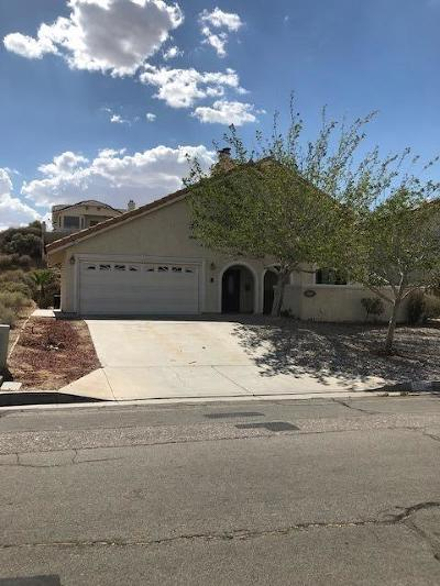 Victorville Single Family Home For Sale: 13620 Sierra Vista Lane