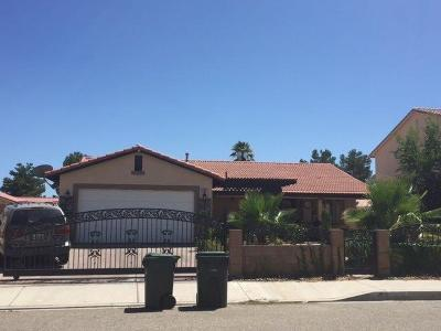 Adelanto Single Family Home For Sale: 11557 Winter Place