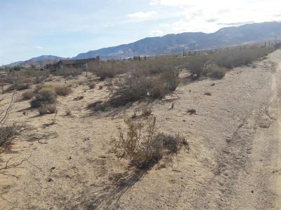 Lucerne Valley Residential Lots & Land For Sale: Briar Way