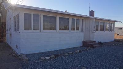 Lucerne Valley Single Family Home For Sale: 36323 Conejo Street