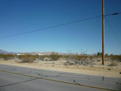 Lucerne Valley Residential Lots & Land For Sale: Harvest Moon Street