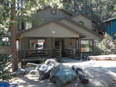 Wrightwood Single Family Home For Sale: 515 Lark Road