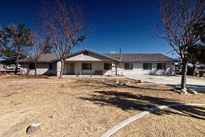 Hesperia Single Family Home For Sale: 18278 Mojave Street