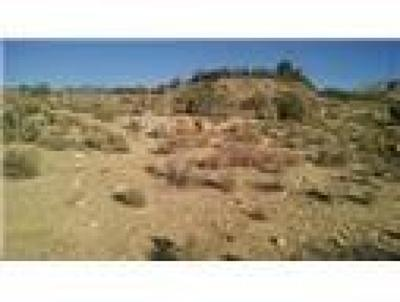 Apple Valley Residential Lots & Land For Sale: Juniper