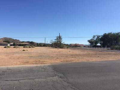 Apple Valley Residential Lots & Land For Sale: Zuni