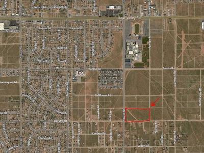 Apple Valley Residential Lots & Land For Sale: Navajo Road