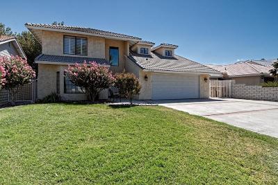 Victorville Single Family Home For Sale: 13375 Alta Vista Drive