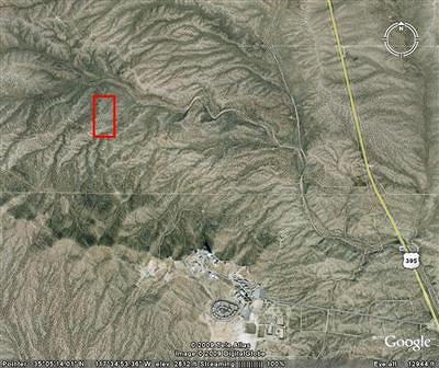 Residential Lots & Land For Sale: Near Hwy 395