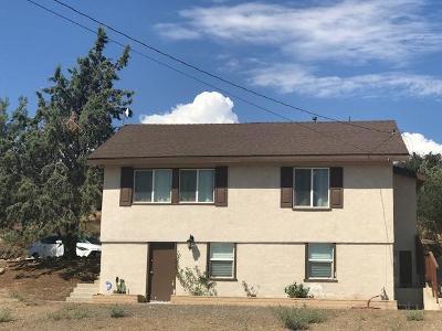 Oak Hills Single Family Home For Sale: 7490 Oak Hill Road