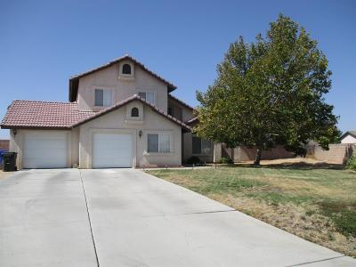 Apple Valley Single Family Home For Sale: 13232 Cuyamaca Road