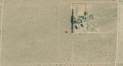 Newberry Springs CA Residential Lots & Land For Sale: $19,900