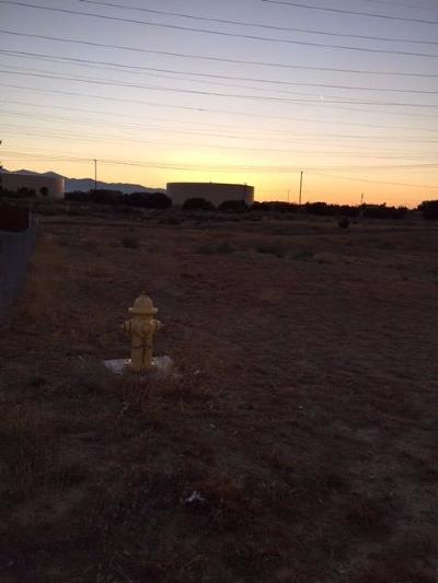 Hesperia Residential Lots & Land For Sale: Kingsley Avenue