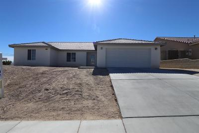 Barstow Single Family Home For Sale: 280 Armory Road