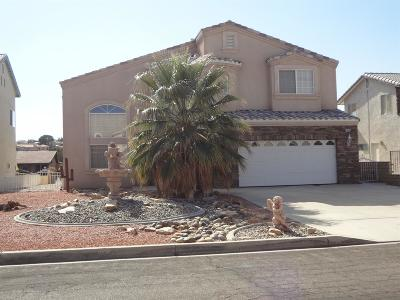 Victorville Single Family Home For Sale: 18066 Mariner Drive
