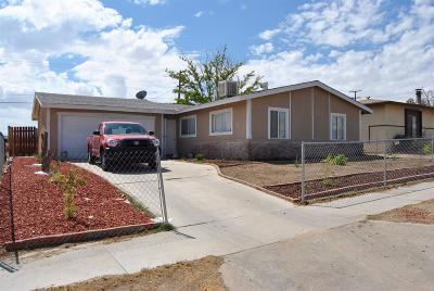 Barstow Single Family Home For Sale: 1132 E Virginia Way
