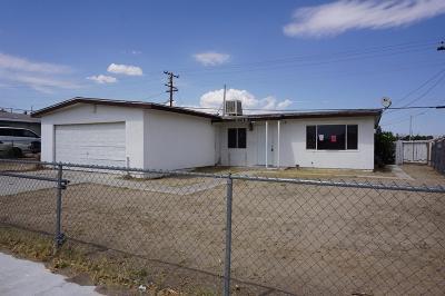 Barstow Single Family Home For Sale: 941 Ann Street