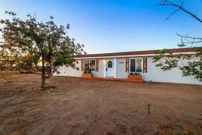 Phelan CA Single Family Home For Sale: $199,900