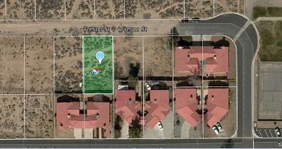 Hesperia Residential Lots & Land For Sale: Fresno Street