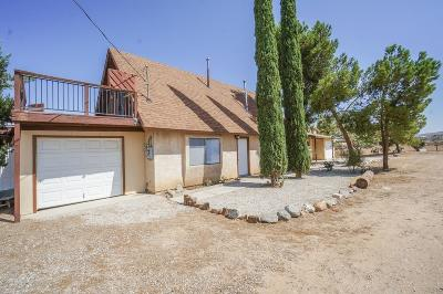 Phelan CA Single Family Home For Sale: $275,000