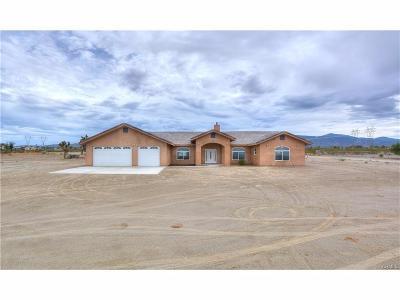 Phelan CA Single Family Home For Sale: $375,000