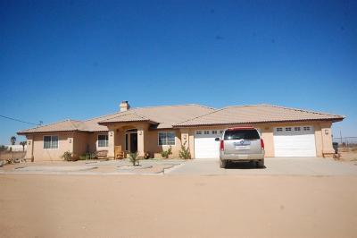 Phelan CA Single Family Home For Sale: $369,900