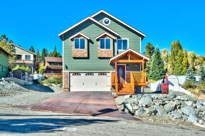 Wrightwood Single Family Home For Sale: 5480 Locarno Drive