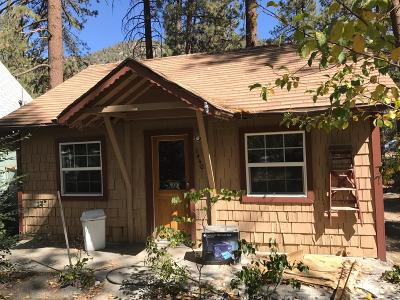 Wrightwood Single Family Home For Sale: 1440 Betty Street