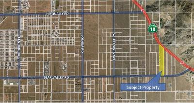 Apple Valley Residential Lots & Land For Sale: Mustang Avenue