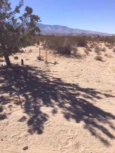 Lucerne Valley Residential Lots & Land For Sale: 35425 Clark Street
