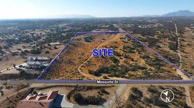 Oak Hills Residential Lots & Land For Sale: Mesquite Street