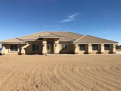 Phelan Single Family Home For Sale: 10498 Mesa Road