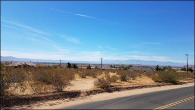 Apple Valley Residential Lots & Land For Sale: 23325 Waalew Road
