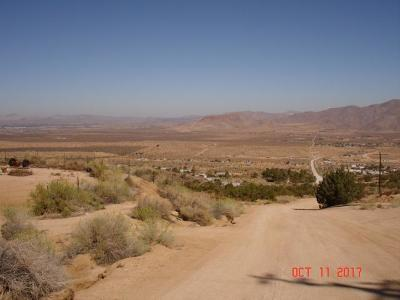 Apple Valley Residential Lots & Land For Sale: Santa Rosa Road