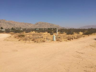 Apple Valley Residential Lots & Land For Sale: Keator Road