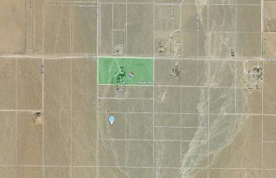 Lucerne Valley Residential Lots & Land For Sale: Dallas Road