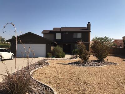 Single Family Home For Sale: 12607 Tamarisk Road