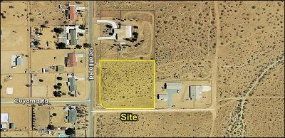 Apple Valley Residential Lots & Land For Sale: Ocotilla Road