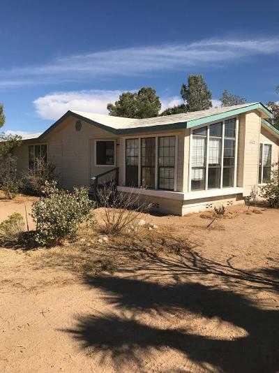 Phelan CA Single Family Home For Sale: $147,000