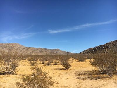 Apple Valley Residential Lots & Land For Sale: Yucca Loma X Night Shade Road
